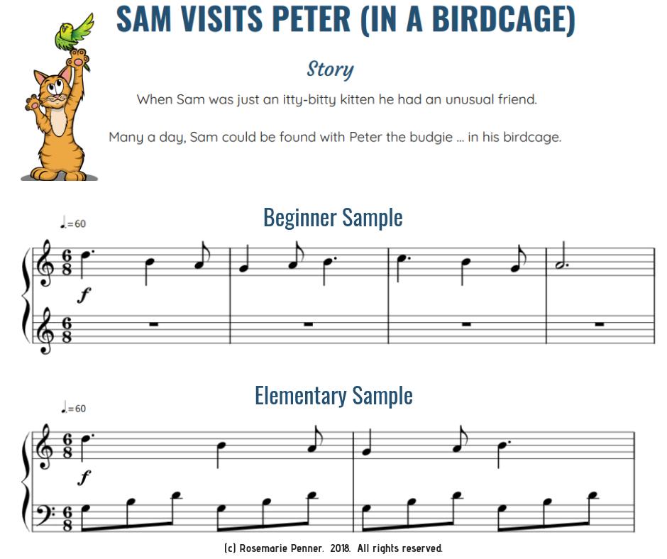 Sam & Peter (excerpt)